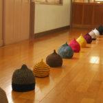 【12/10土~18日】小さなクラフトギャラリー6 クリスマスプレゼント展どんぐり帽子と水引のアクセサリー