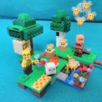 【5月5日(祝・水) 13:00-16:00】レゴであそぼう!